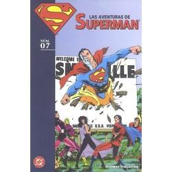 LAS AVENTURAS DE SUPERMAN Nº 7