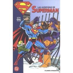 LAS AVENTURAS DE SUPERMAN Nº 6