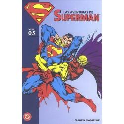 LAS AVENTURAS DE SUPERMAN Nº 5