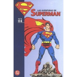 LAS AVENTURAS DE SUPERMAN Nº 4