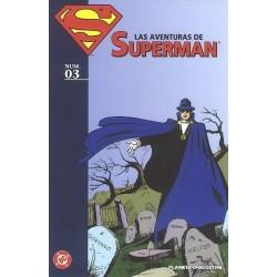 LAS AVENTURAS DE SUPERMAN Nº 3