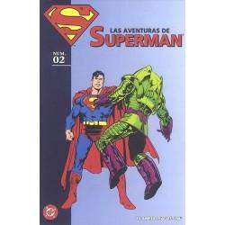 LAS AVENTURAS DE SUPERMAN Nº 2