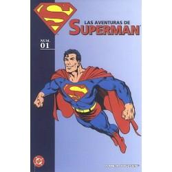 LAS AVENTURAS DE SUPERMAN Nº 1