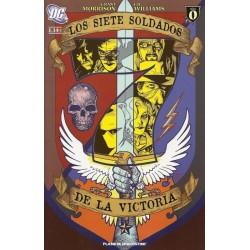 LOS SIETE SOLDADOS DE LA VICTORIA Nº 0