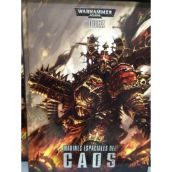 CODEX MARINES DEL CAOS