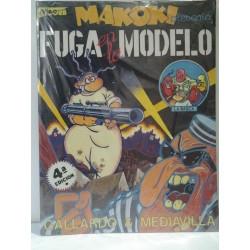 MAKOKI: FUGA EN LA MODELO 4ª EDICIÓN