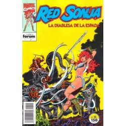 RED SONJA Nº 15