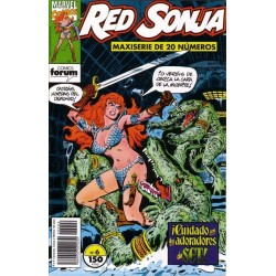 RED SONJA Nº 6