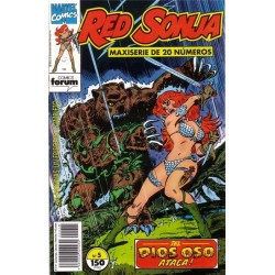 RED SONJA Nº 5