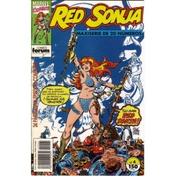 RED SONJA Nº 4