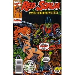 RED SONJA Nº 3