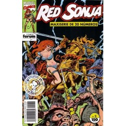 RED SONJA Nº 2