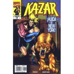 KA-ZAR Nº 17