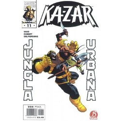 KA-ZAR Nº 11