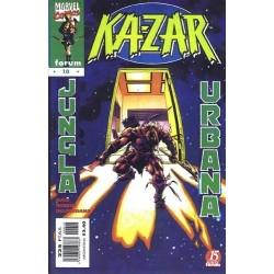 KA-ZAR Nº 10