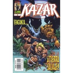 KA-ZAR Nº 2