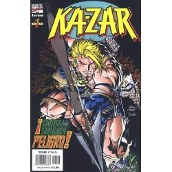 KA-ZAR Nº 1