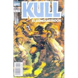 KULL EL CONQUISTADOR Nº 13