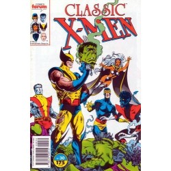 CLASSIC X-MEN Nº 30