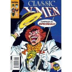 CLASSIC X-MEN Nº 29