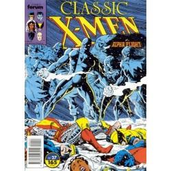 CLASSIC X-MEN Nº 27