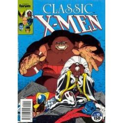 CLASSIC X-MEN Nº 10