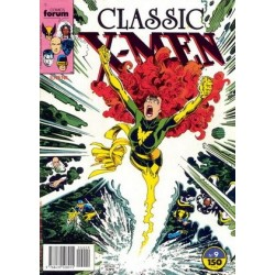 CLASSIC X-MEN Nº 9
