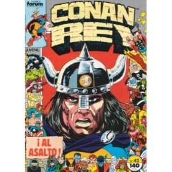 CONAN REY Nº 42