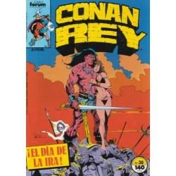 CONAN REY Nº 38