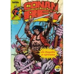 CONAN REY Nº 22