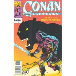 CONAN EL BÁRBARO Nº 200