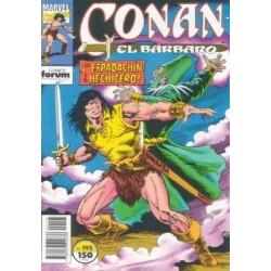 CONAN EL BÁRBARO Nº 195