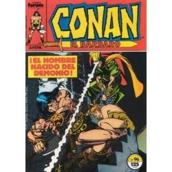 CONAN EL BÁRBARO Nº 96