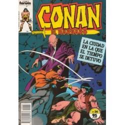 CONAN EL BÁRBARO Nº 36