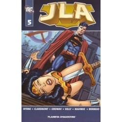 JLA Nº 5