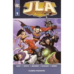 JLA Nº 1