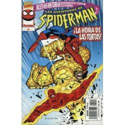 LAS AVENTURAS DE SPIDERMAN Nº 6