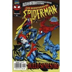 LAS AVENTURAS DE SPIDERMAN Nº 3