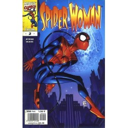 SPIDERWOMAN Nº 2
