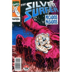 SILVER SURFER VOL.2 Nº 10
