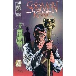 SOLOMON KANE Nº 5