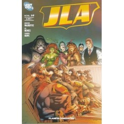 JLA Nº 14