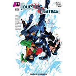 JÓVENES TITANES Nº 17