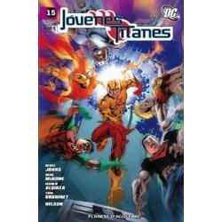 JÓVENES TITANES Nº 15