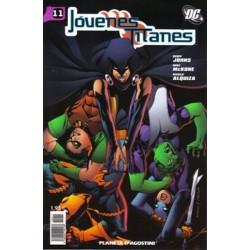 JÓVENES TITANES Nº 11