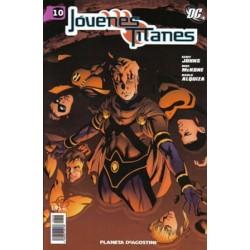 JÓVENES TITANES Nº 10