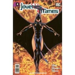 JÓVENES TITANES Nº 8