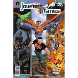 JÓVENES TITANES Nº 7