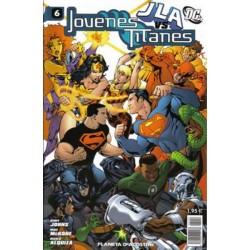 JÓVENES TITANES Nº 6