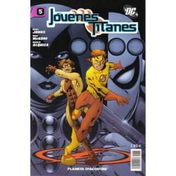 JÓVENES TITANES Nº 5